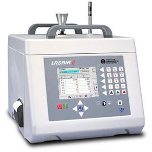 Compressed Air Testing Kit - Laser Particle Counter